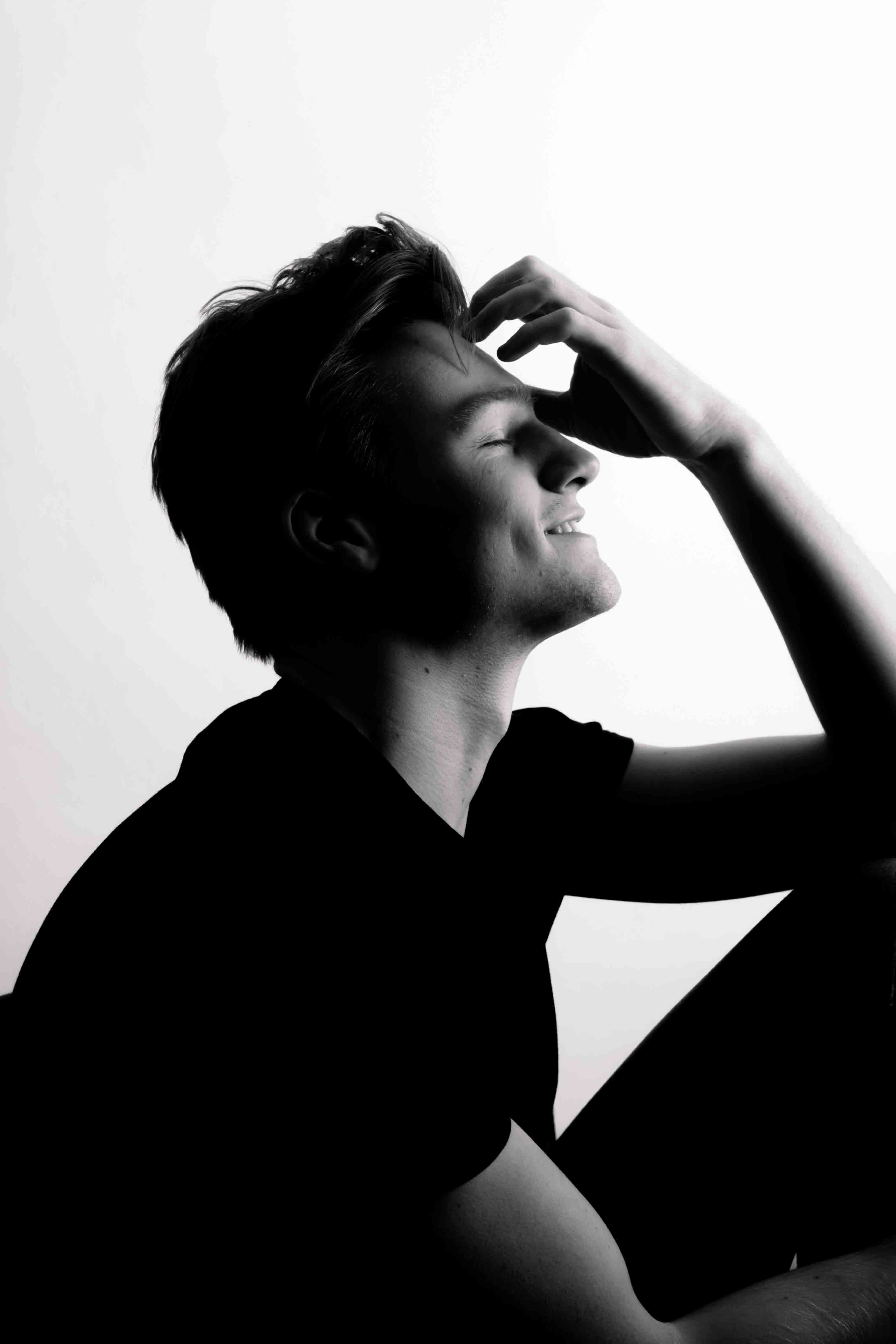 LWP | Fotoshoot Portret | Assen - Studio - Man 8