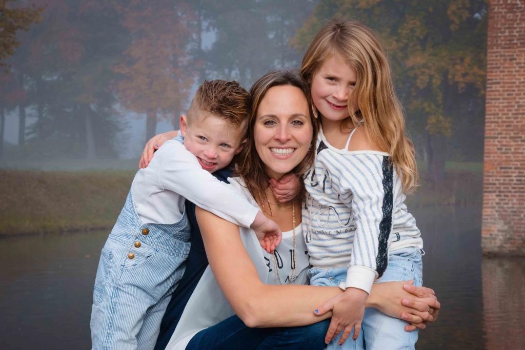 Fotoshoot familie Vaassen