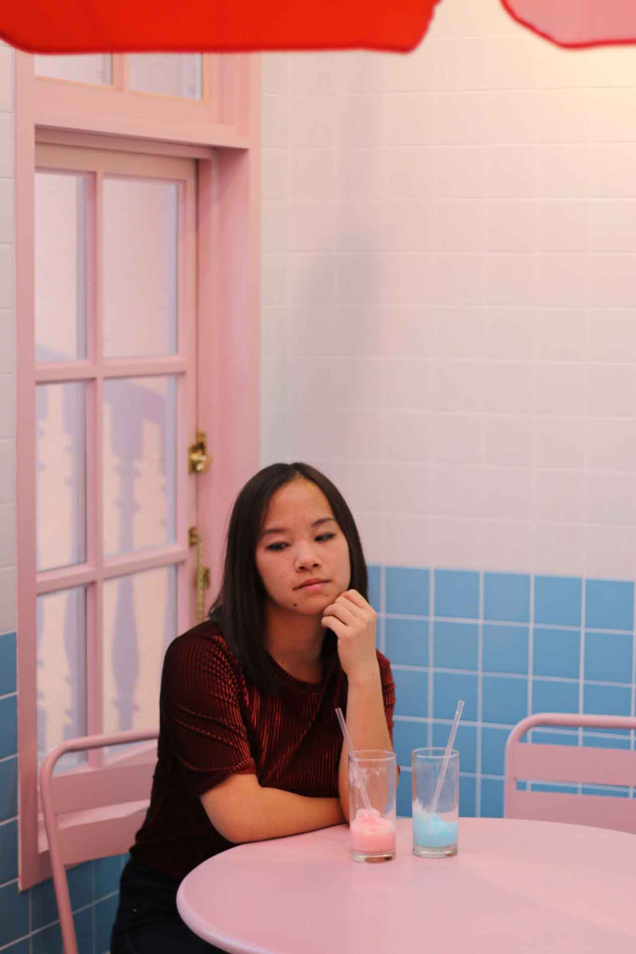 LWP | Travel | Korea | Seoul Cafe
